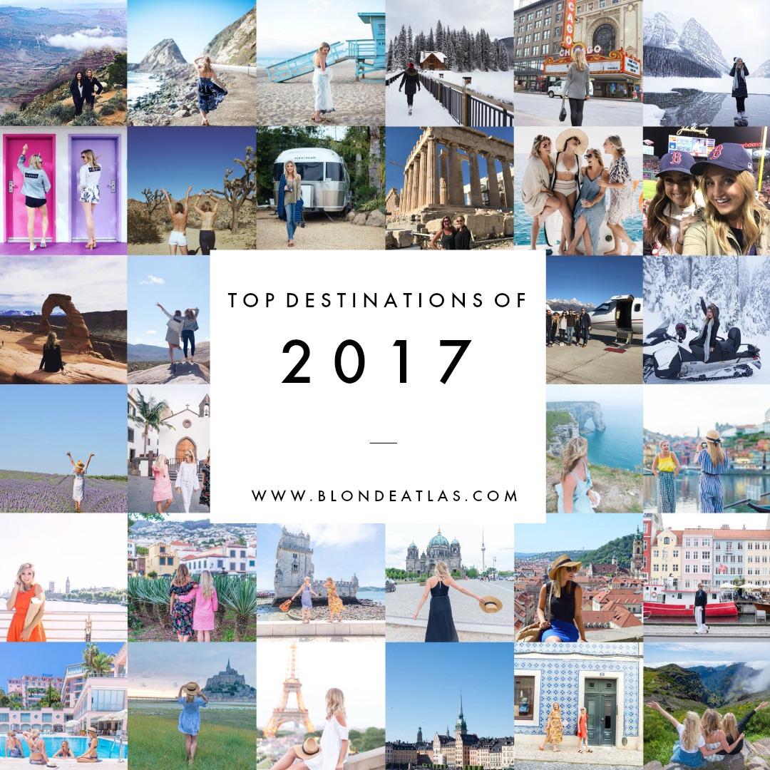 blonde atlas best destinations 2017