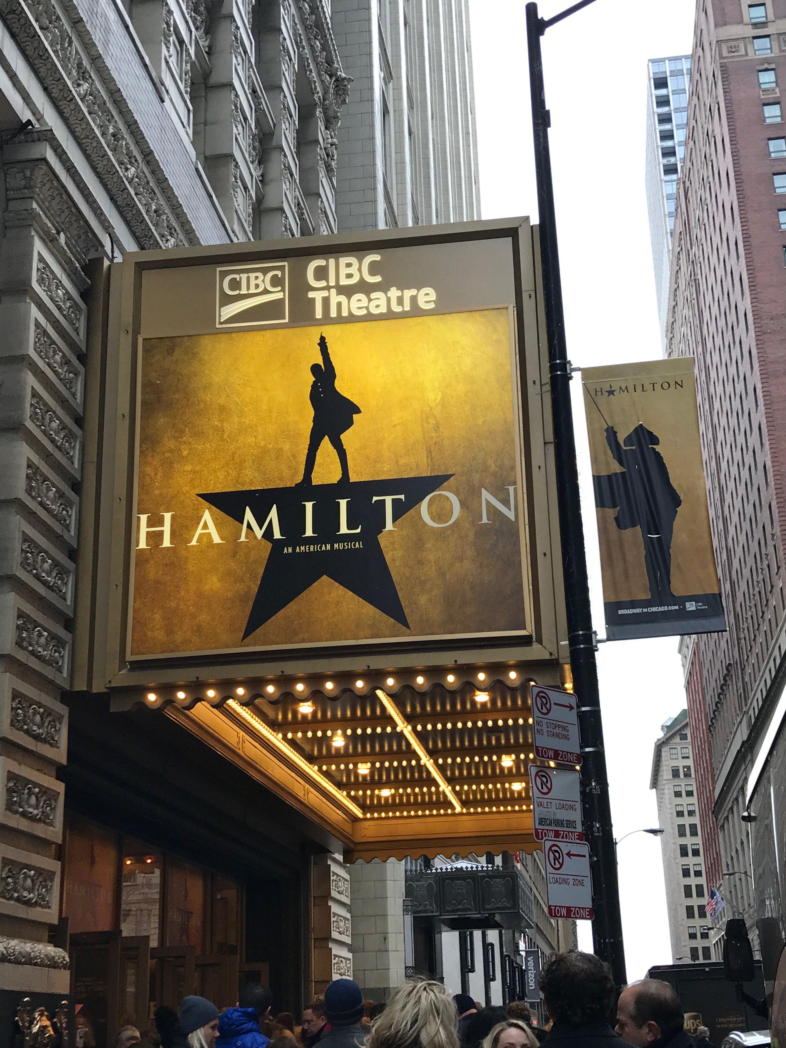 HAMILTON CHICAGO