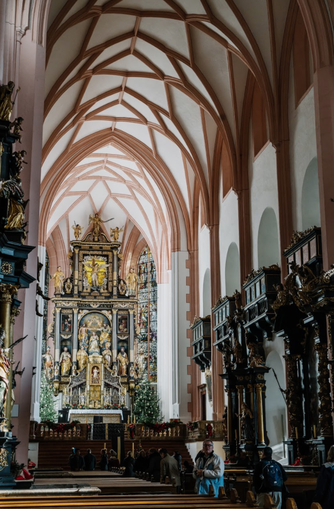 mondsee abbey sound of music