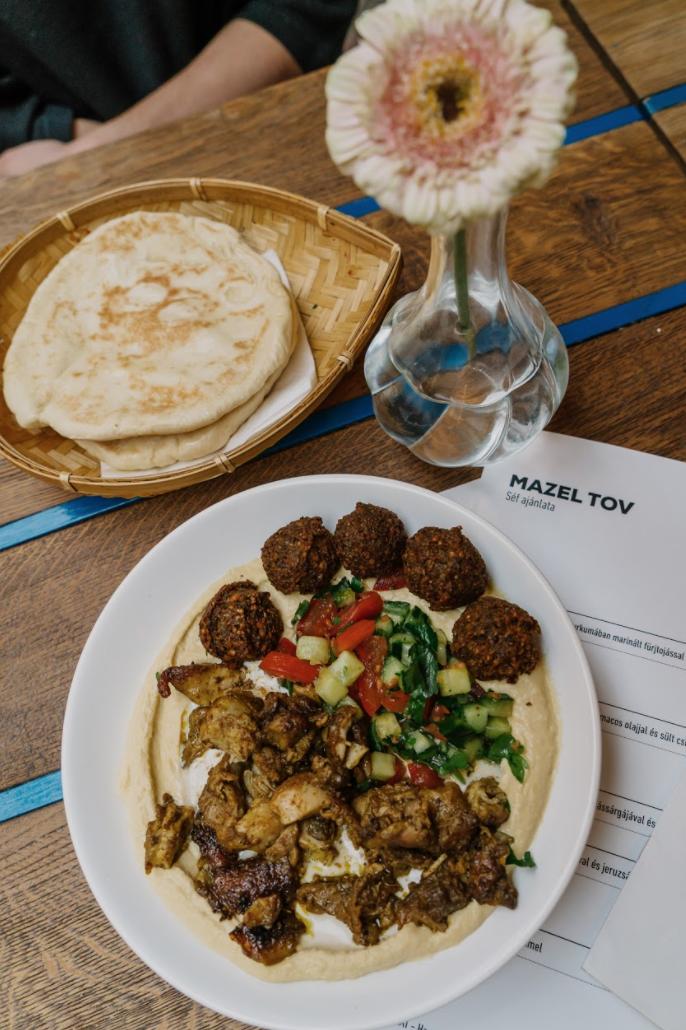 mazel tov budapest hungary