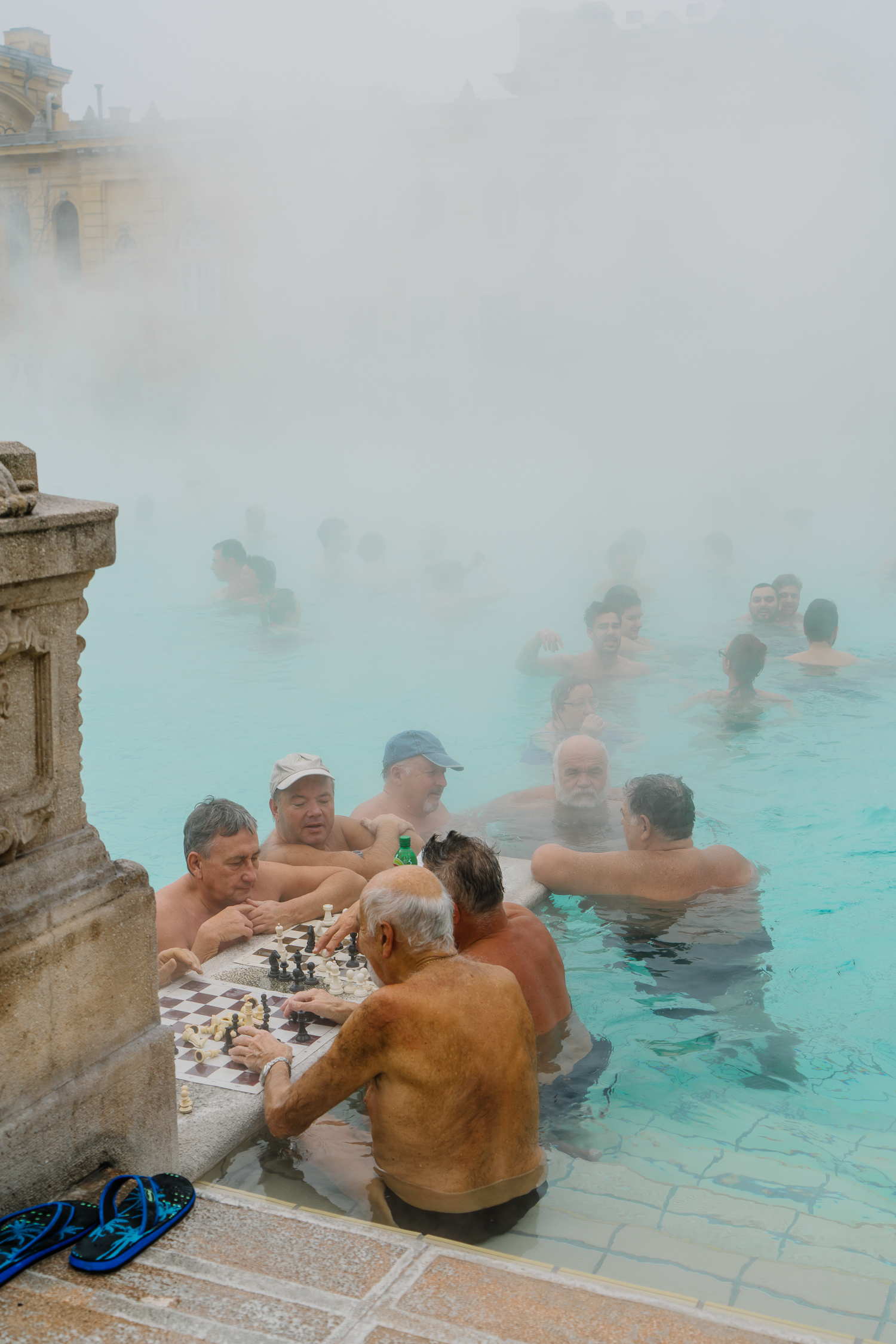 thermal bath house budapest