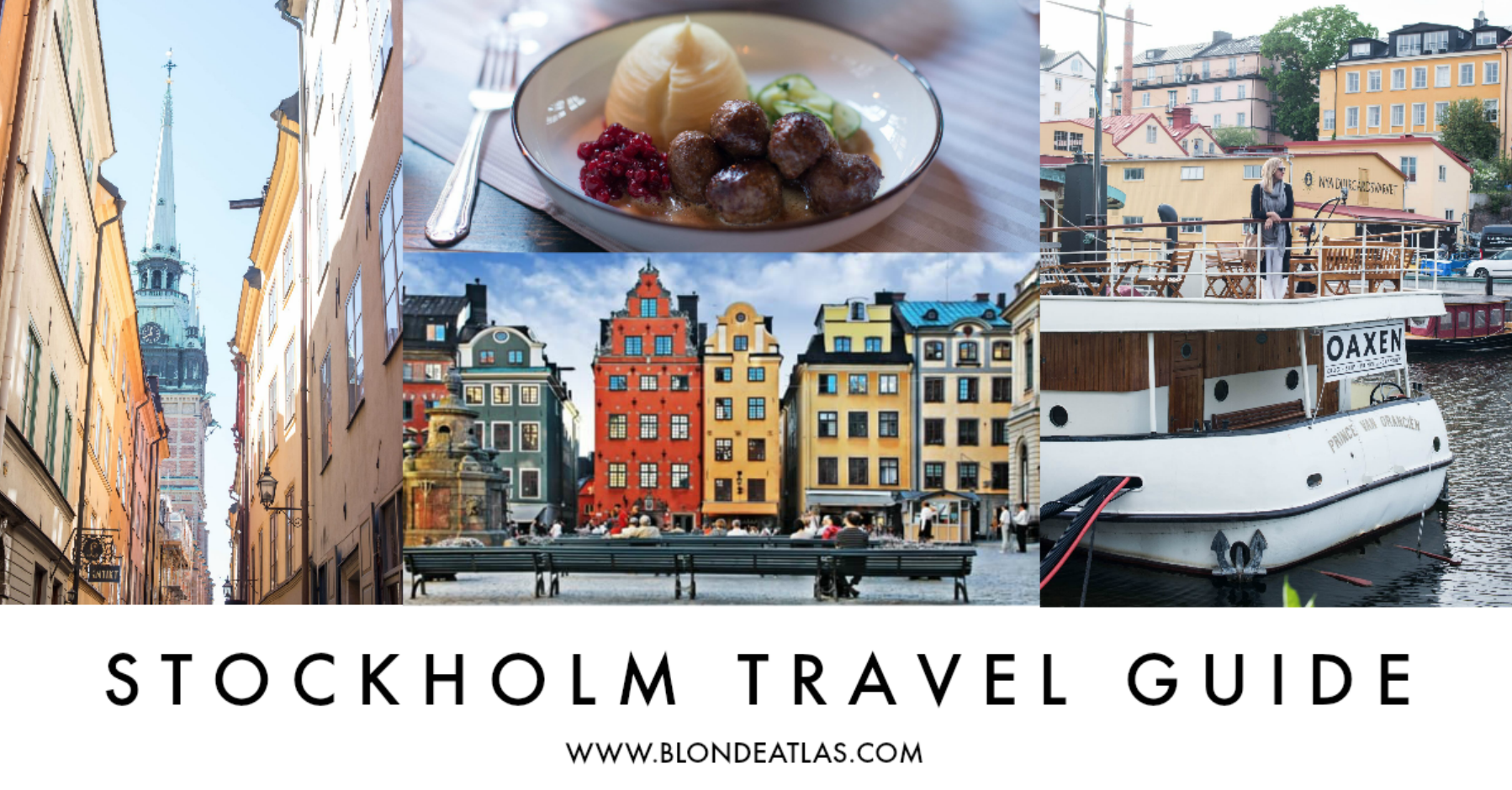 stockholm travel guide blonde atlas