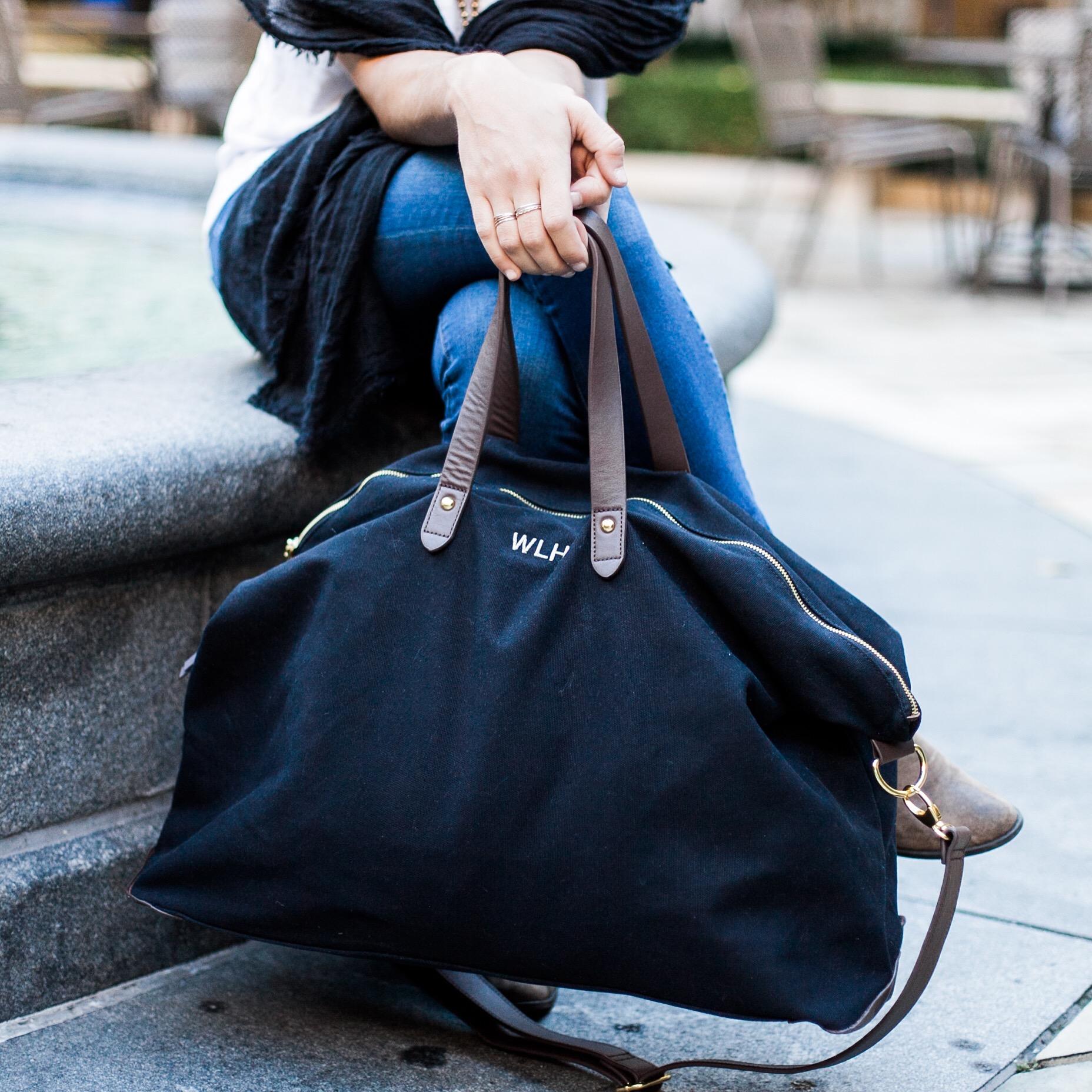 Best Bags For Travel Blonde Atlas