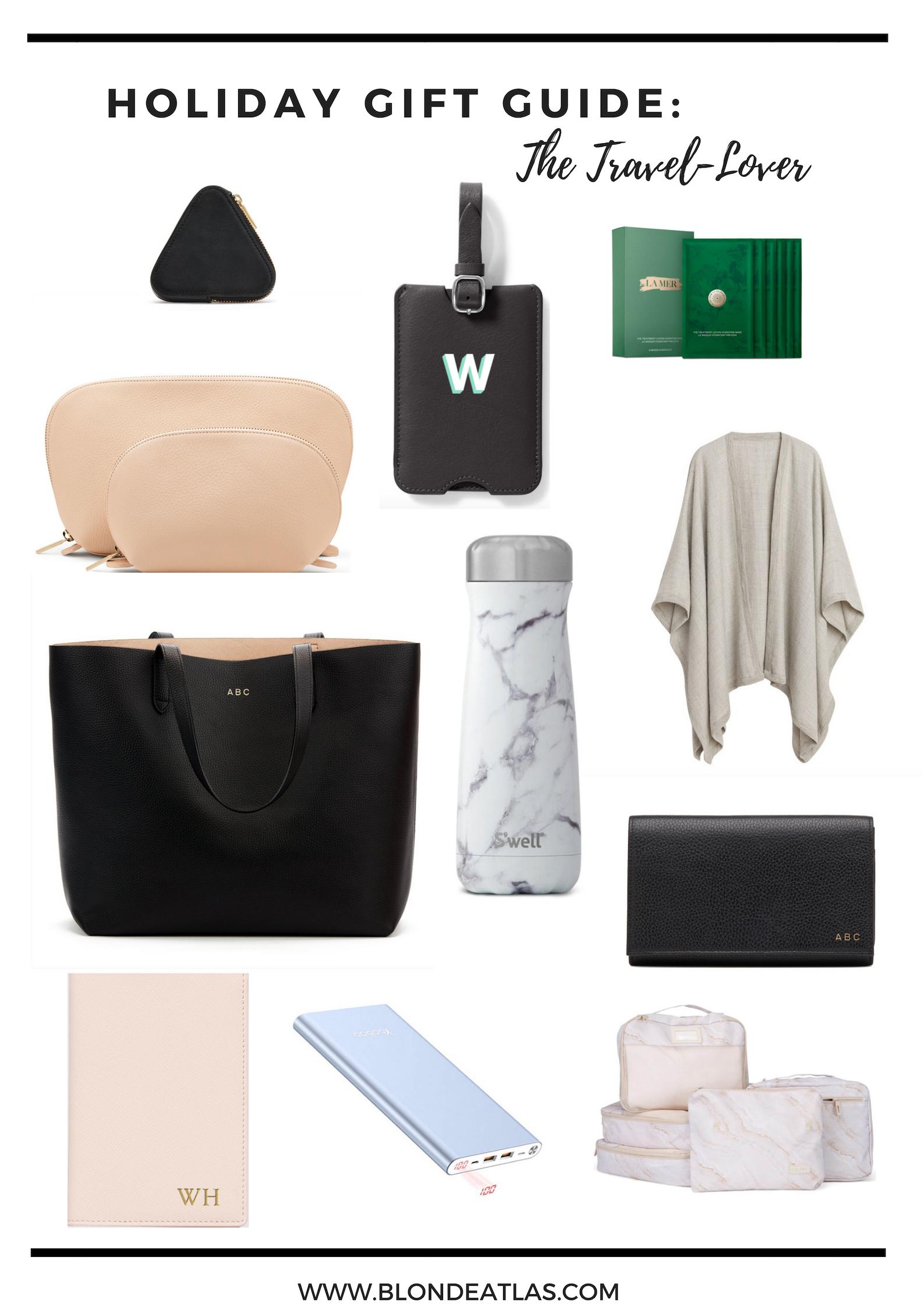 travel lover gift guide