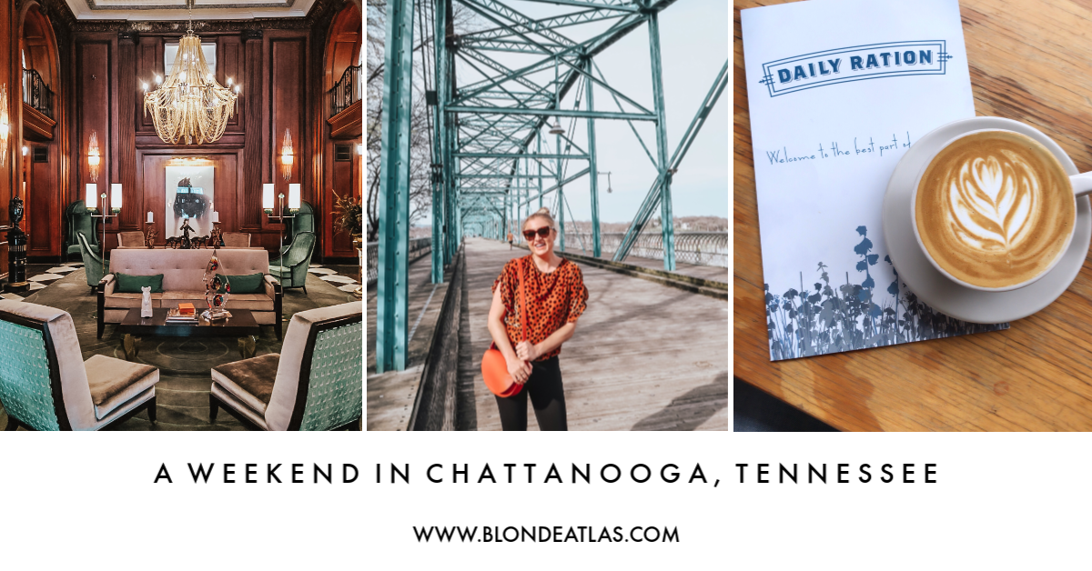 CHATTANOOGA TENNESSEE