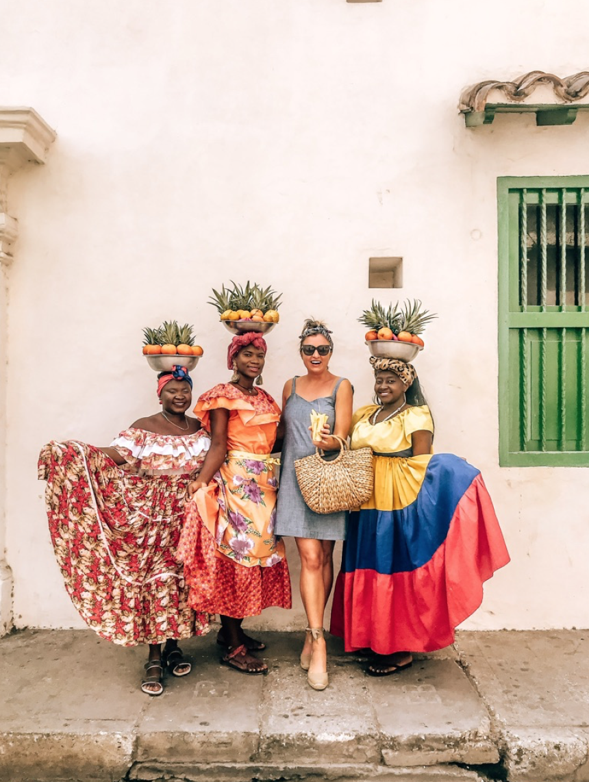 cartagena women