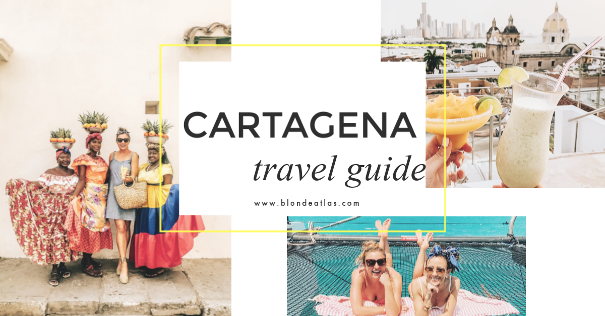 cartagena travel guide blonde atlas