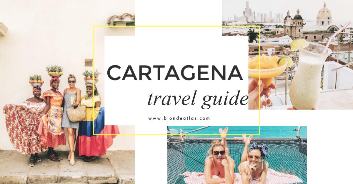 cartagena travel guide blonde atlas