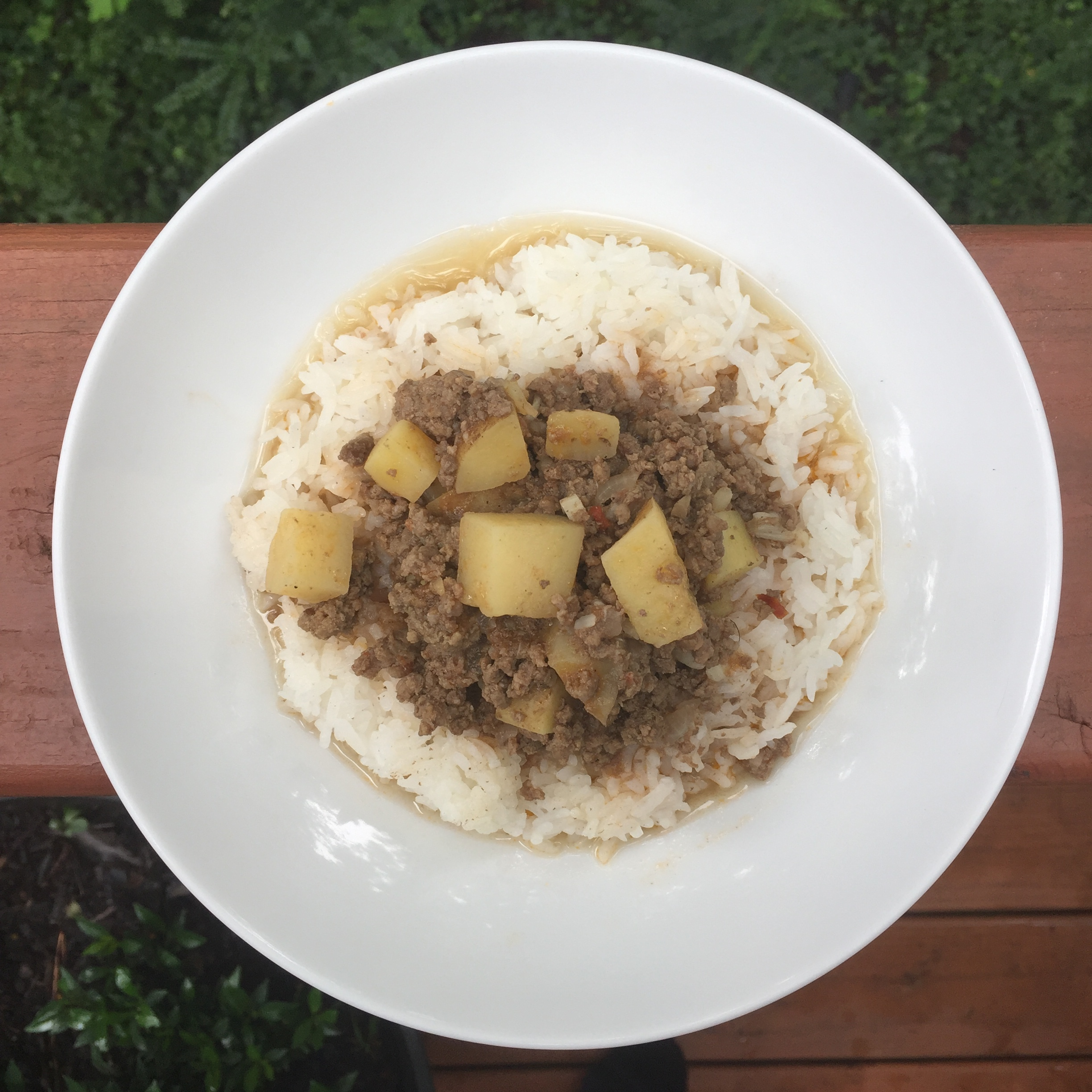 Filipino Picadillo Ground Beef Stew With Potato Onion And Tomato Global Growers