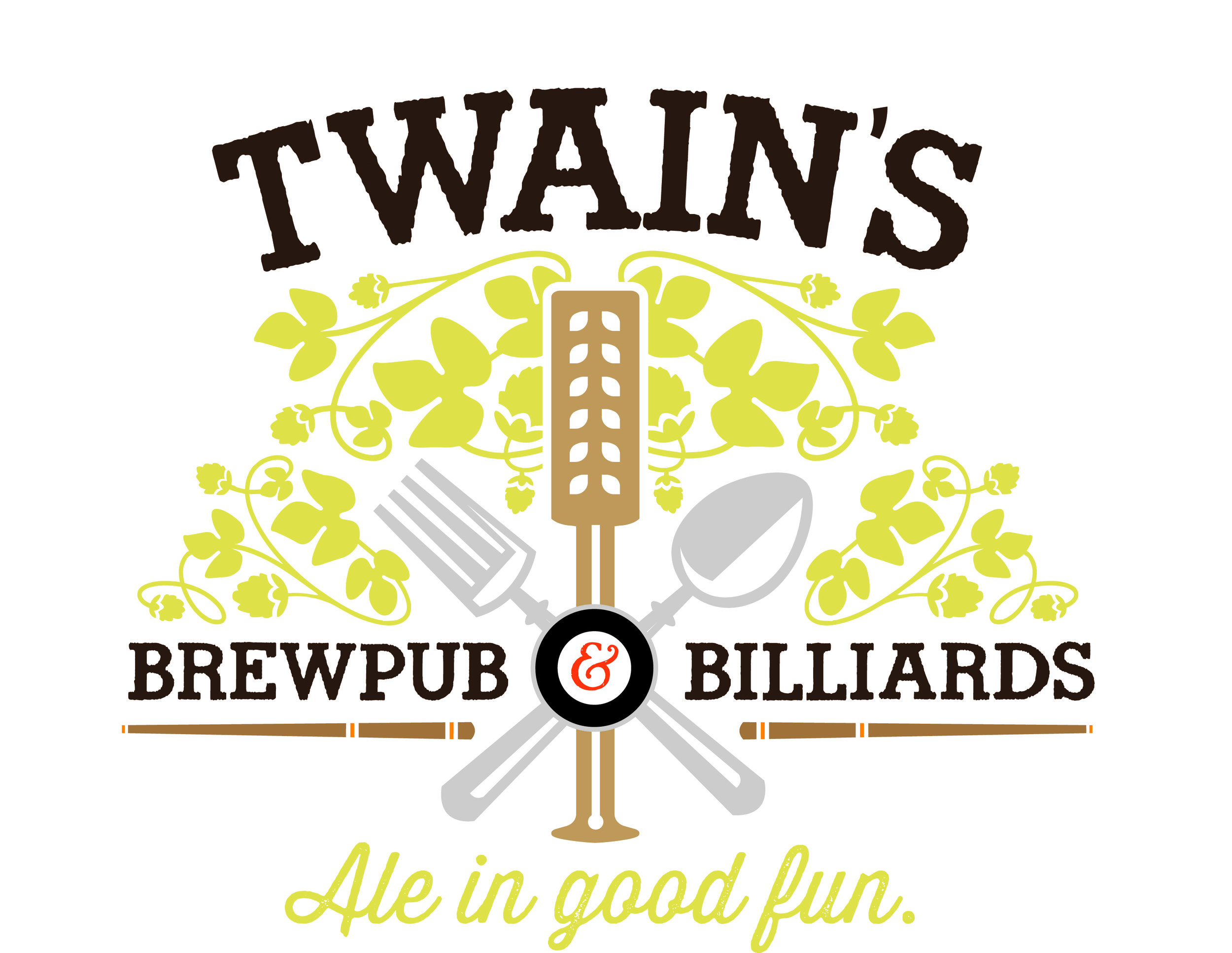 Twain's Brewpub and Billiards