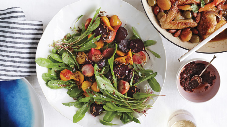 Recipe from marthastewart.com