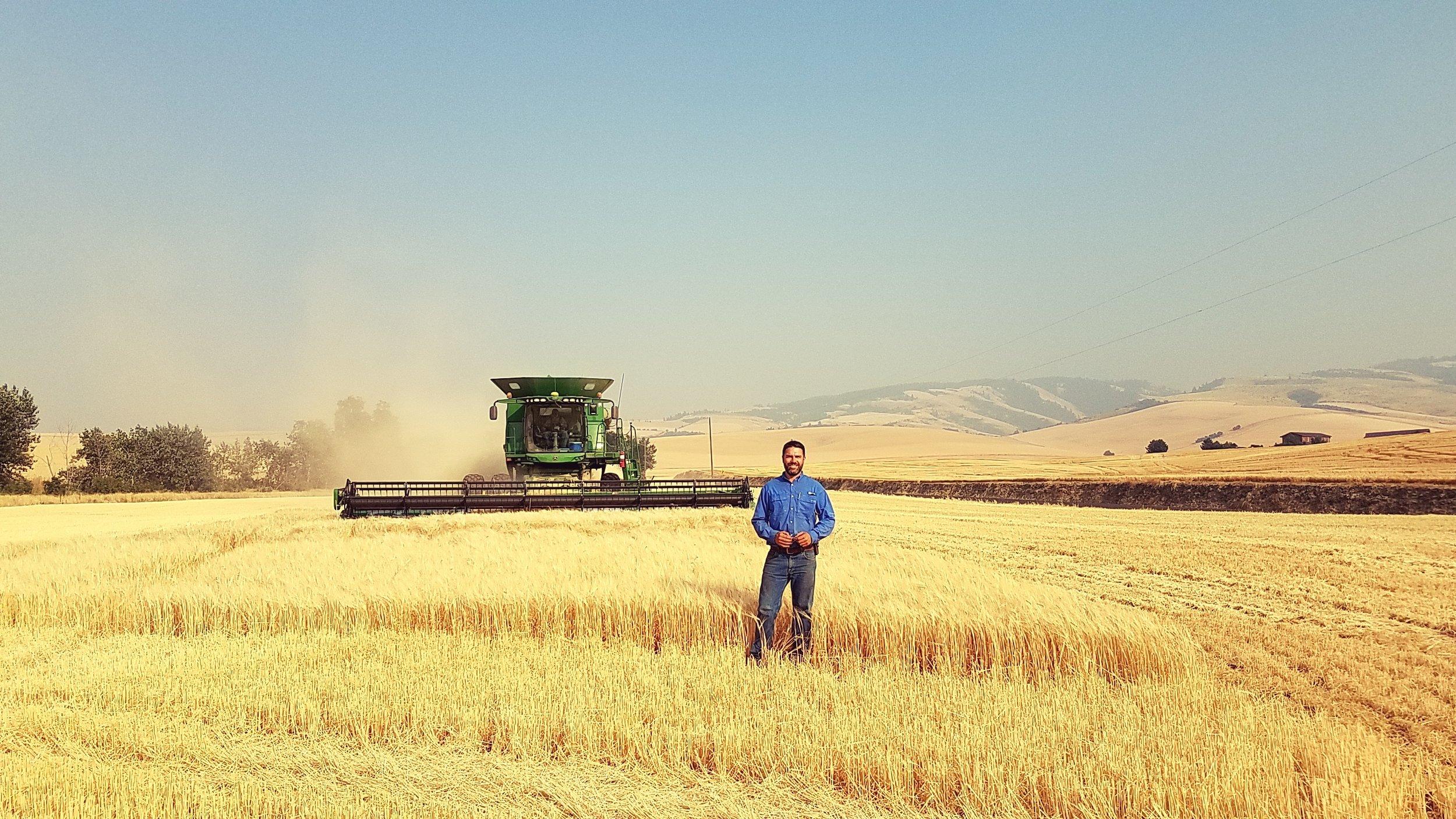 Harvest, Nathan & Full Pint, 8/3