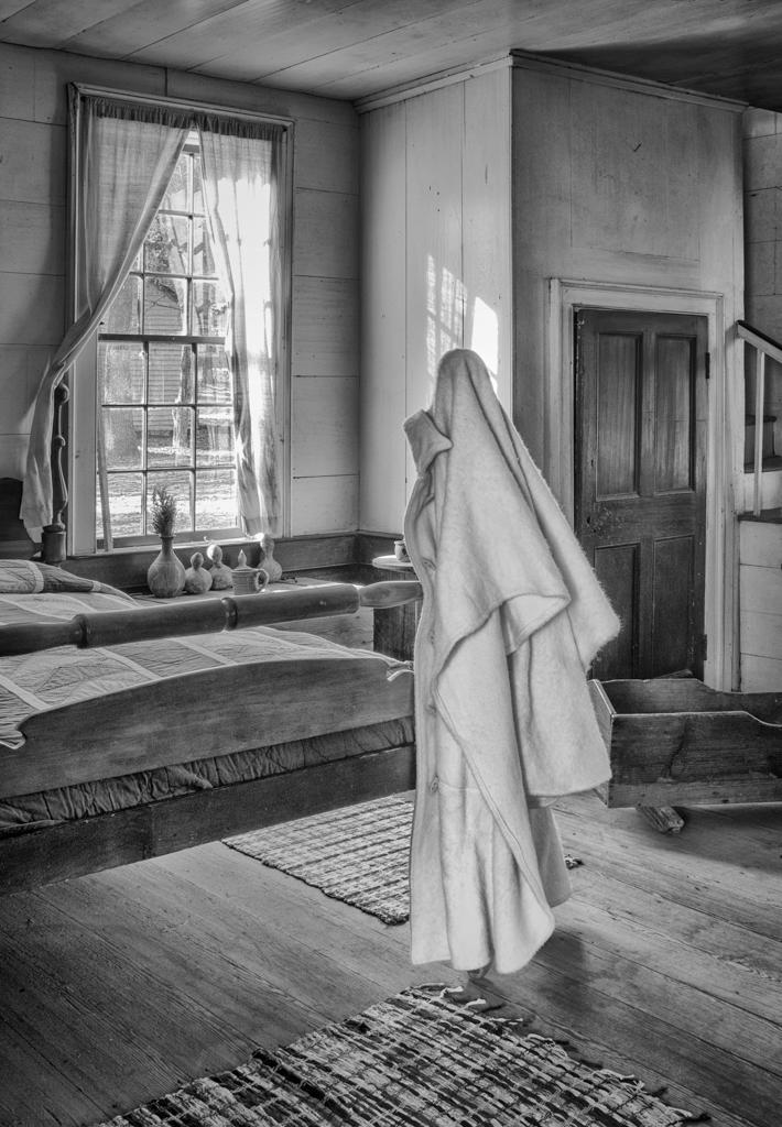 """Harriet Dye, """"Haunted"""""""