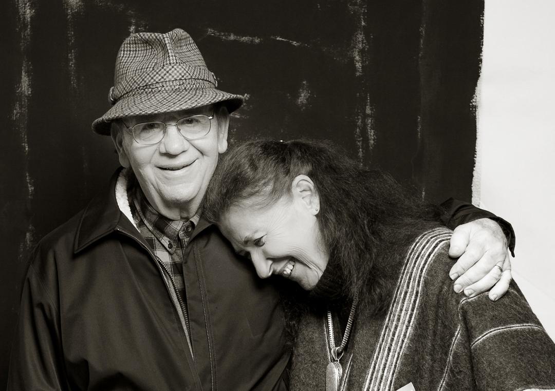 Ted & Gloria Maloof, image: Tom Meyer
