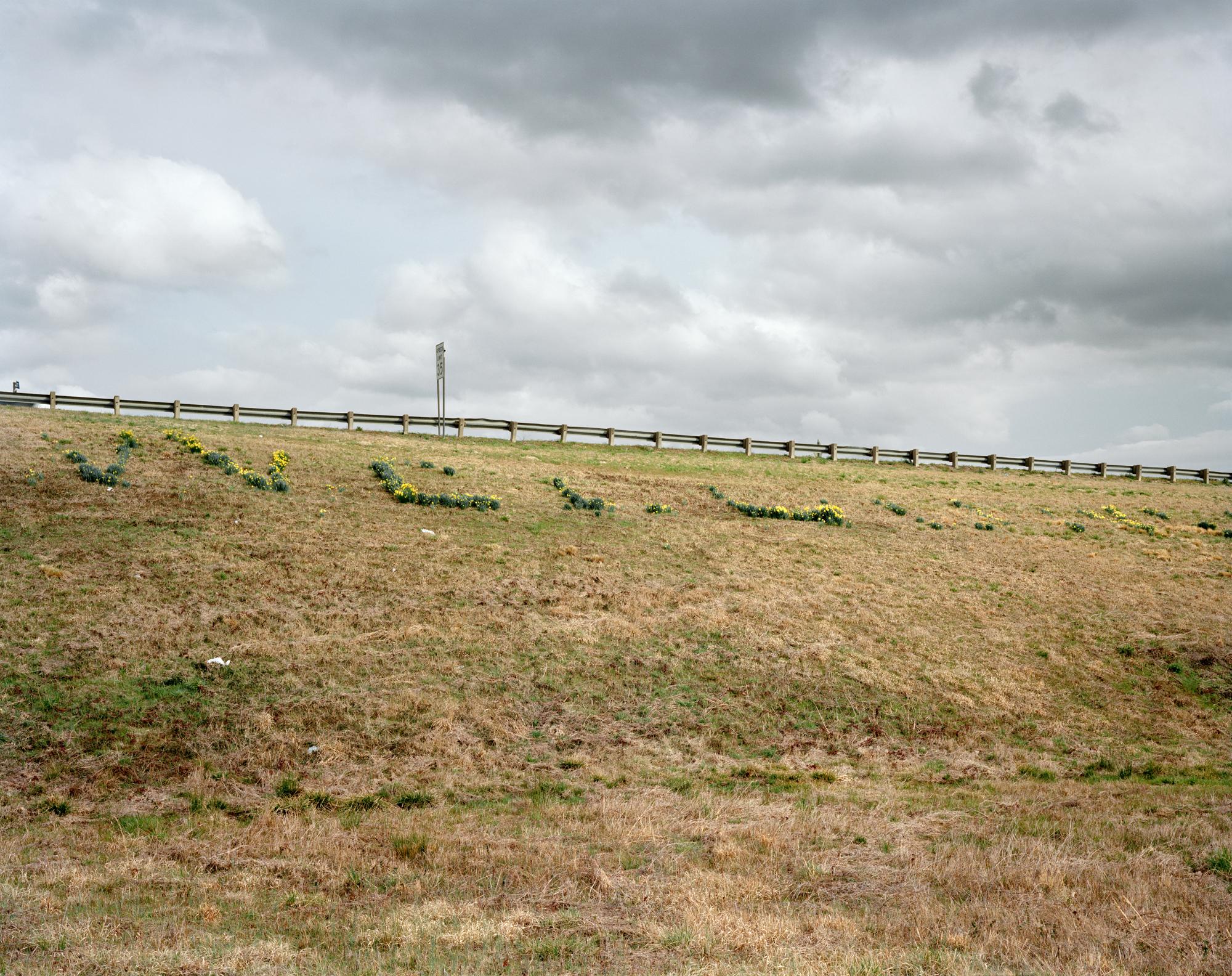 """Interstate 40 near Morrilton, Arkansas"""