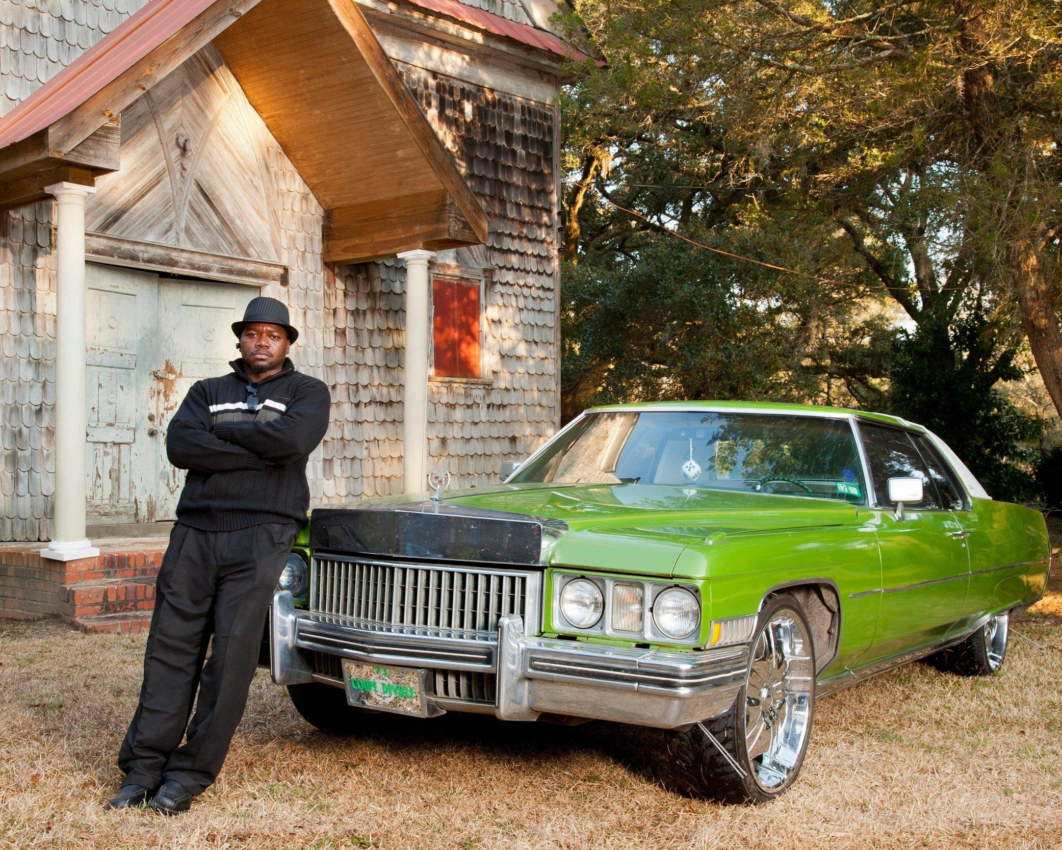 "Nancy Marshall & John McWilliams ""Walter Manigault Jr., 1973 Cadillac"""