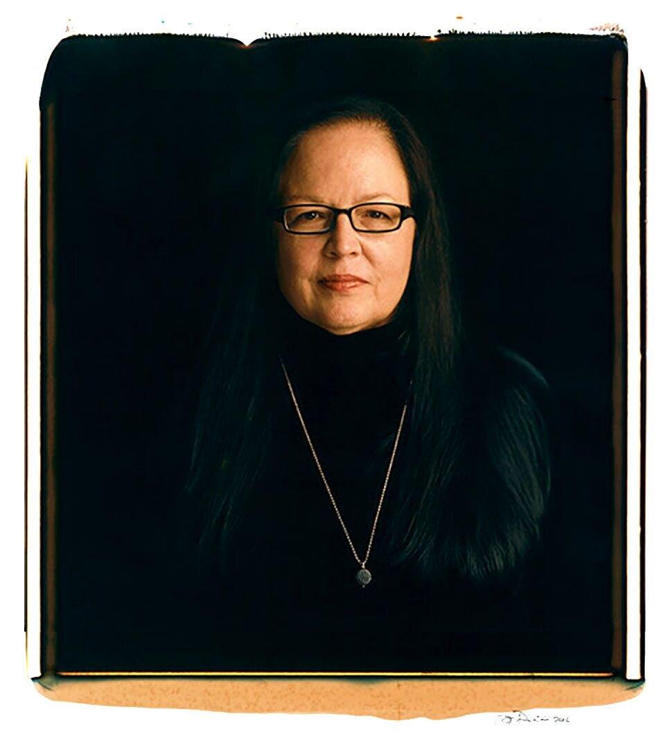Barbara Griffin: Photo by John Reuter