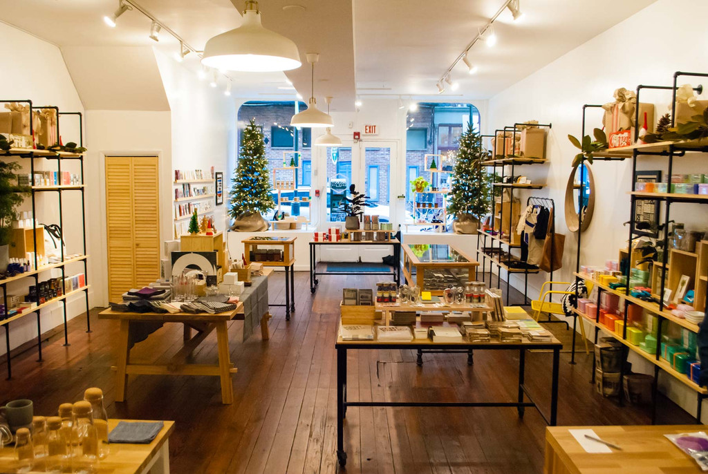 Select Shop 215, Old City, Philadelphia