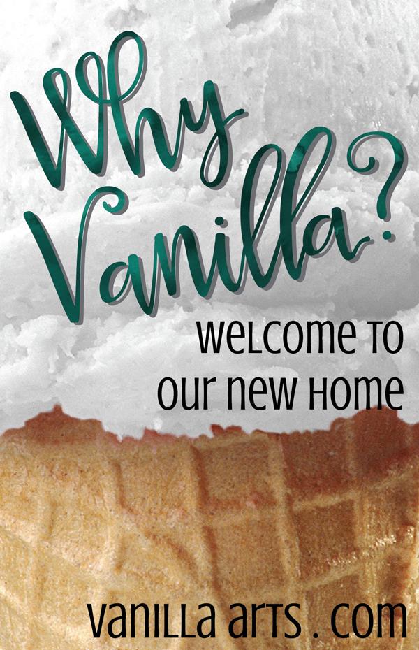VanillaArts.com Welcome