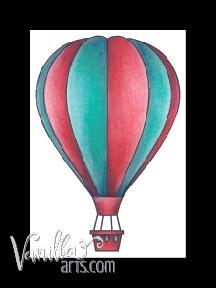 Vanilla Arts Shading Technique | VanillaArts.com | #copic #coloredpencil #howtocolor