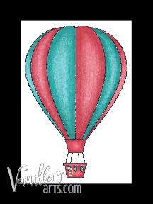 Standard marker blending technique | VanillaArts.com | #copic #coloredpencil #howtocolor