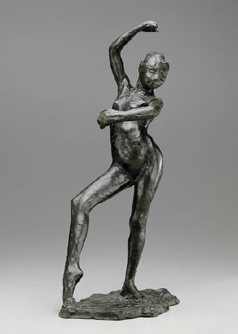Degas,  Spanish Dancer . Detroit Institute of Art.