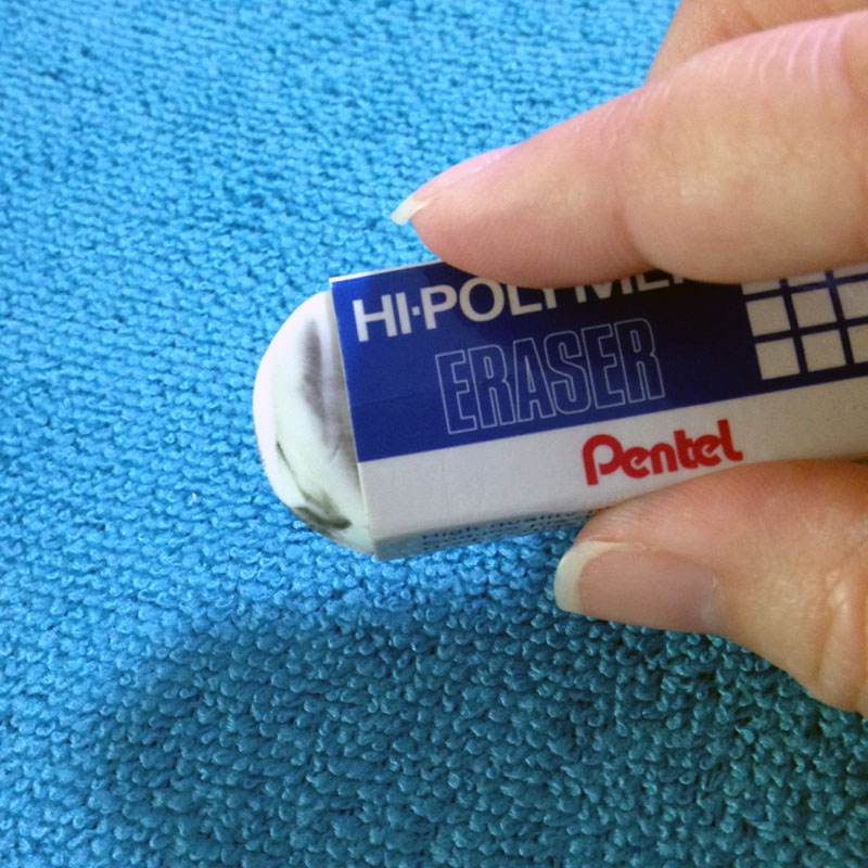 Dingy PVC Eraser | VanillaArts.com