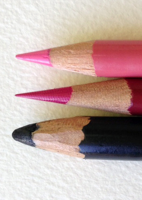 Best pencil sharpening methods   VanillaArts.com