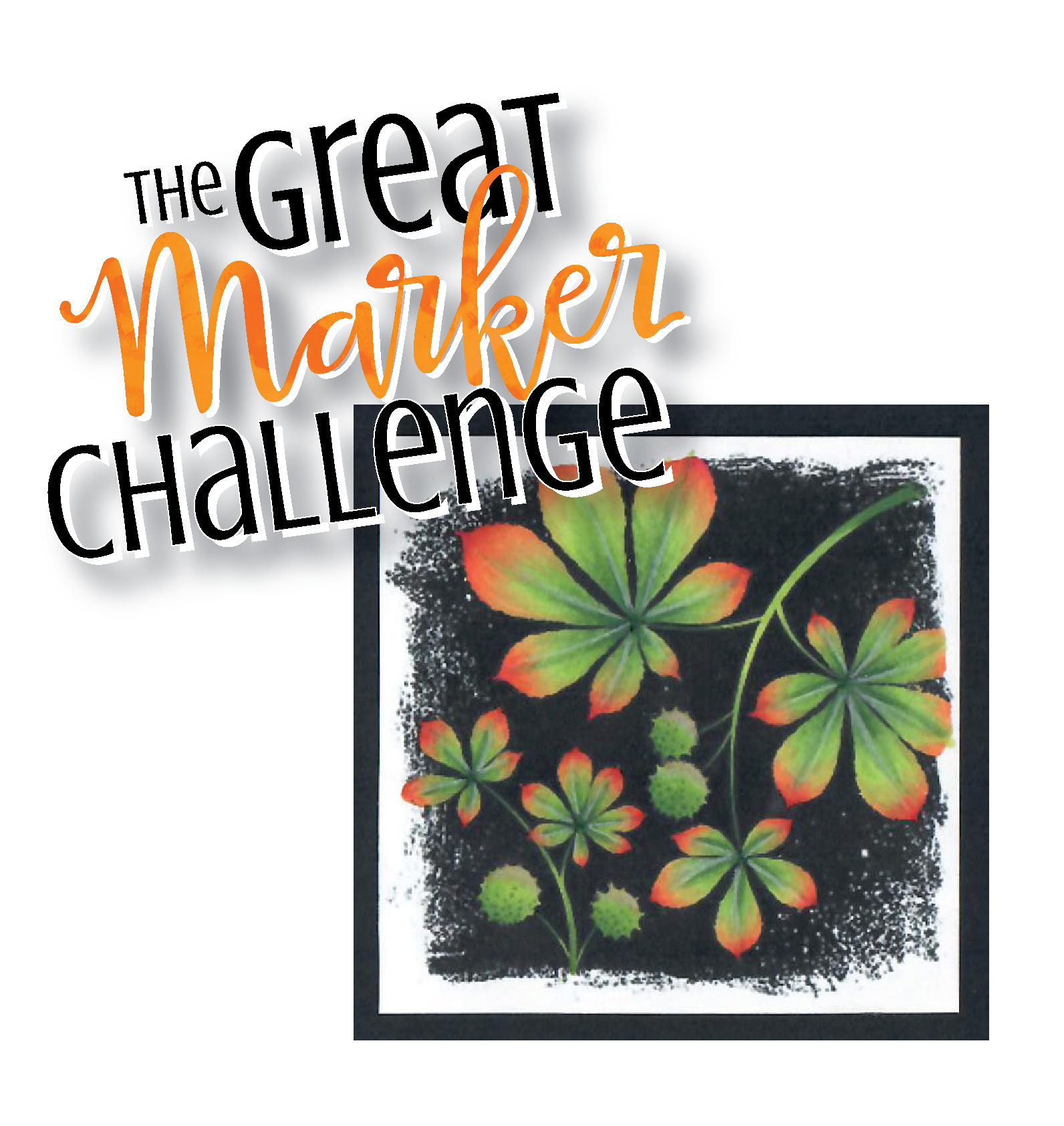 The perfect Copic starter kit? Let's find out! The Great Marker Challenge | VanillaArts.com