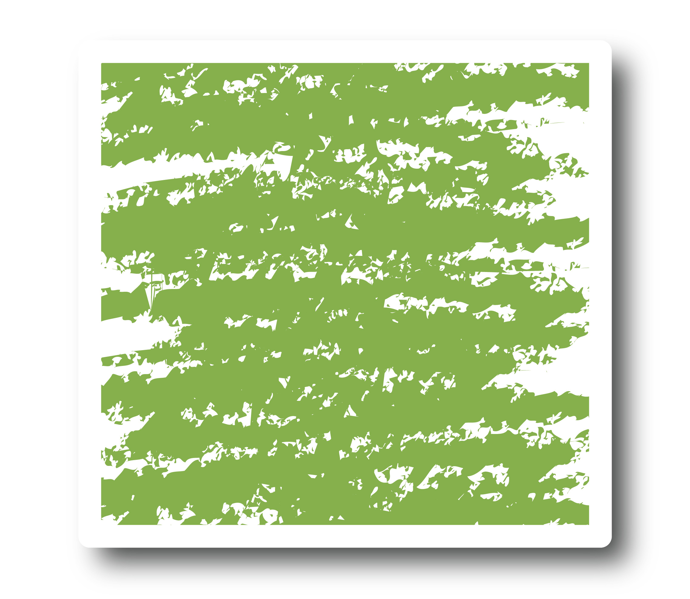 """Pantone's """"Greenery"""" Color of the Year meets Copic Markers.   VanillaArts.com"""