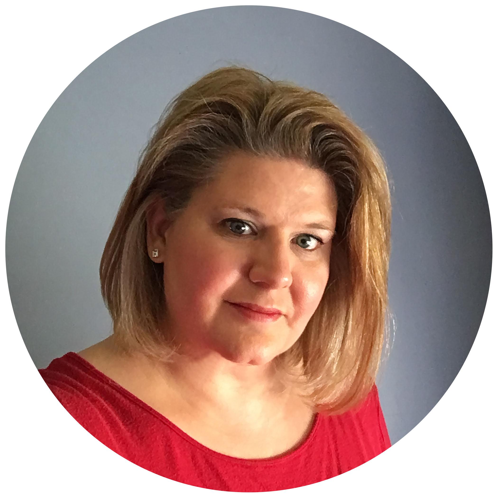 Amy Shulke, Illustrator & Art Instructor.