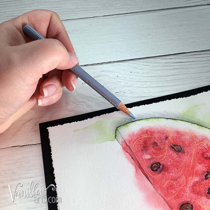 """Coloring upside-down or sideways can give you better access to tight areas. Left-handed brains are not as worried about """"up"""" or """"down"""" and can better visualize what they're doing at these odd angles. It's a gift! Use it!"""