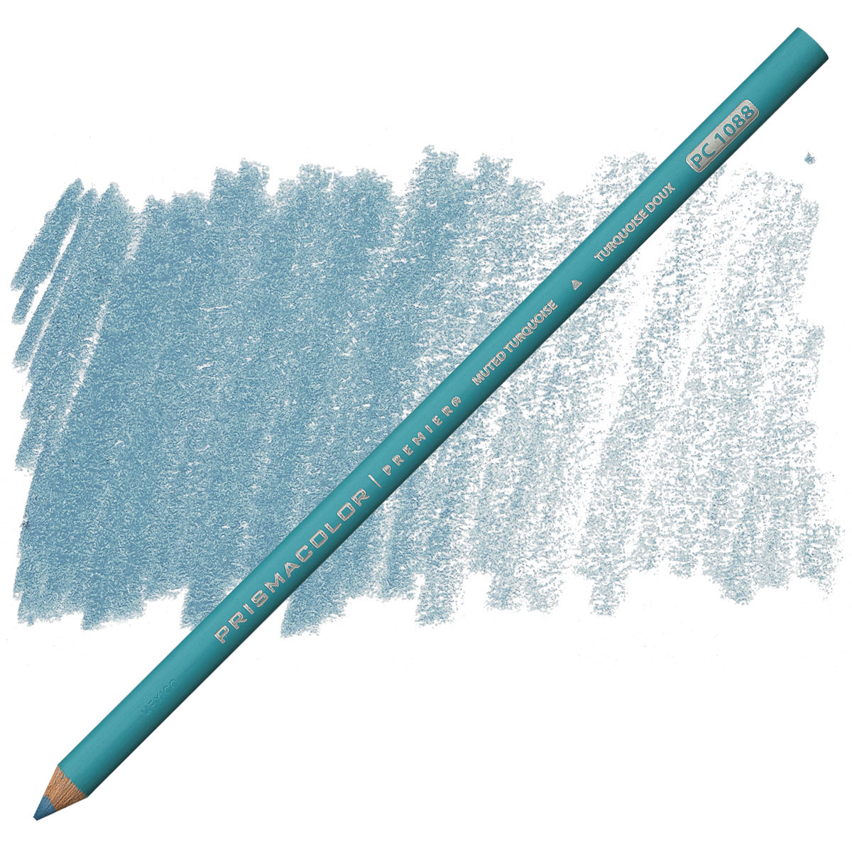 Muted Turquoise 1088