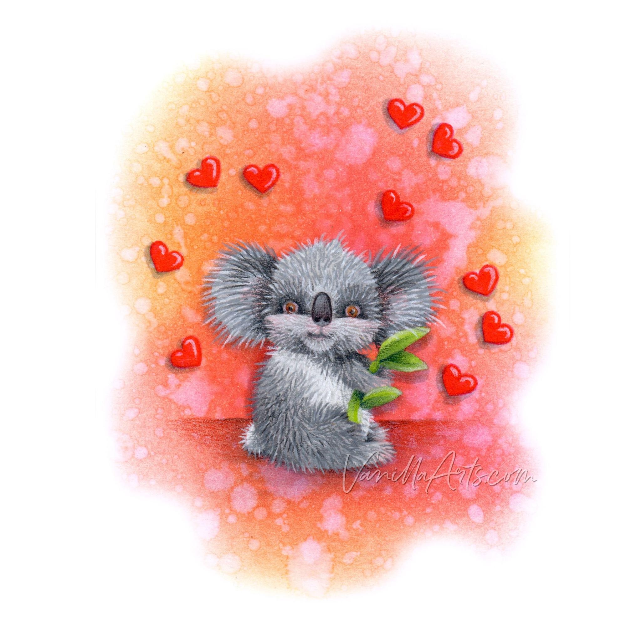 May 2019: Koala Love