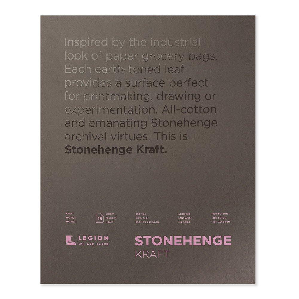 Stonehenge 250gsm Kraft Paper