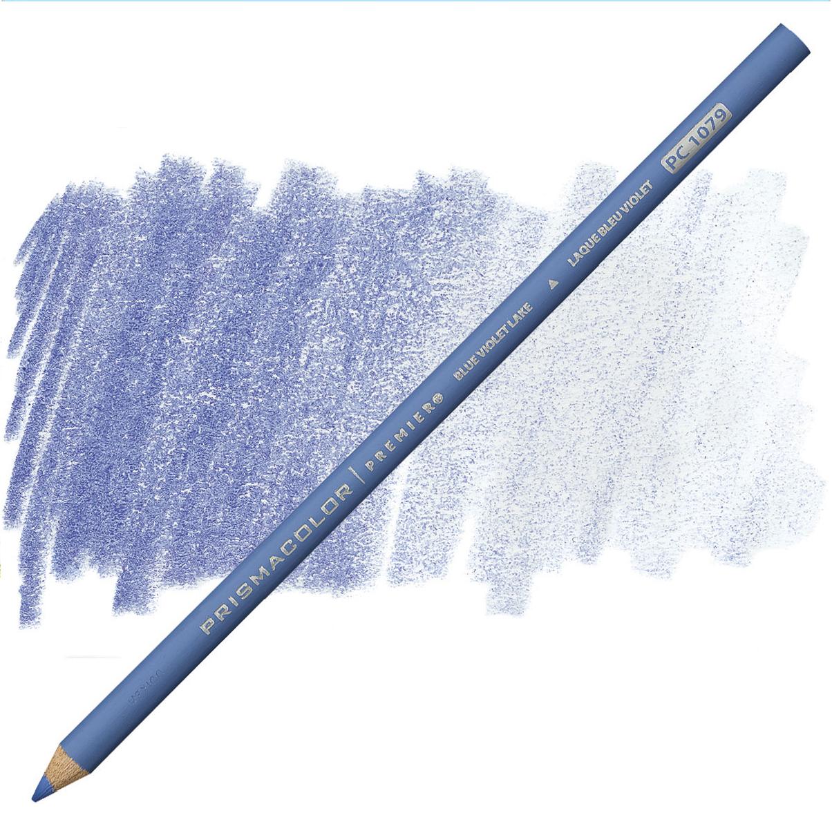 Blue Violet Lake 1079