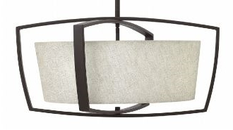 Designer decorative lighting package with classic details