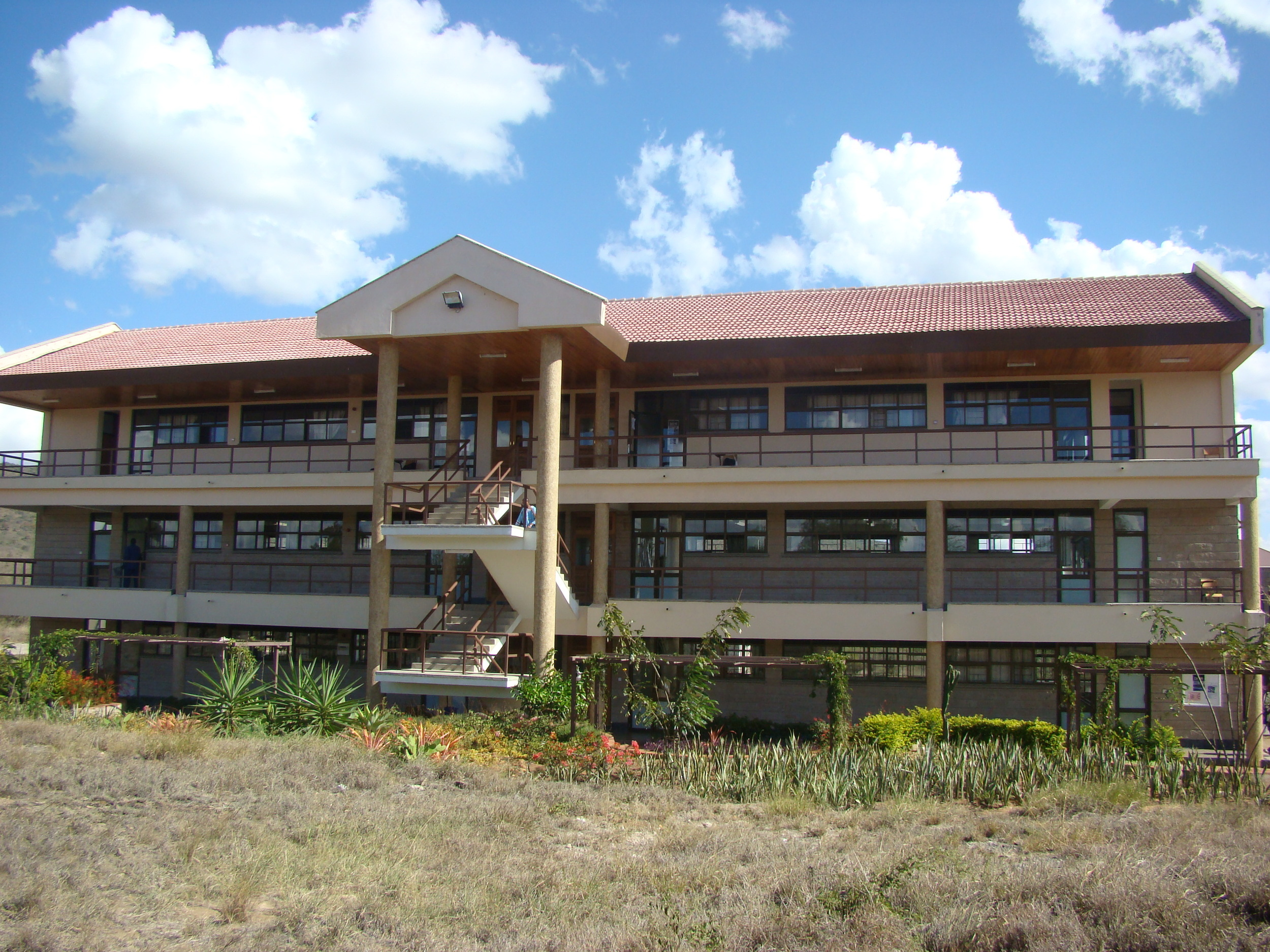 Technology Building - Athi River Campus