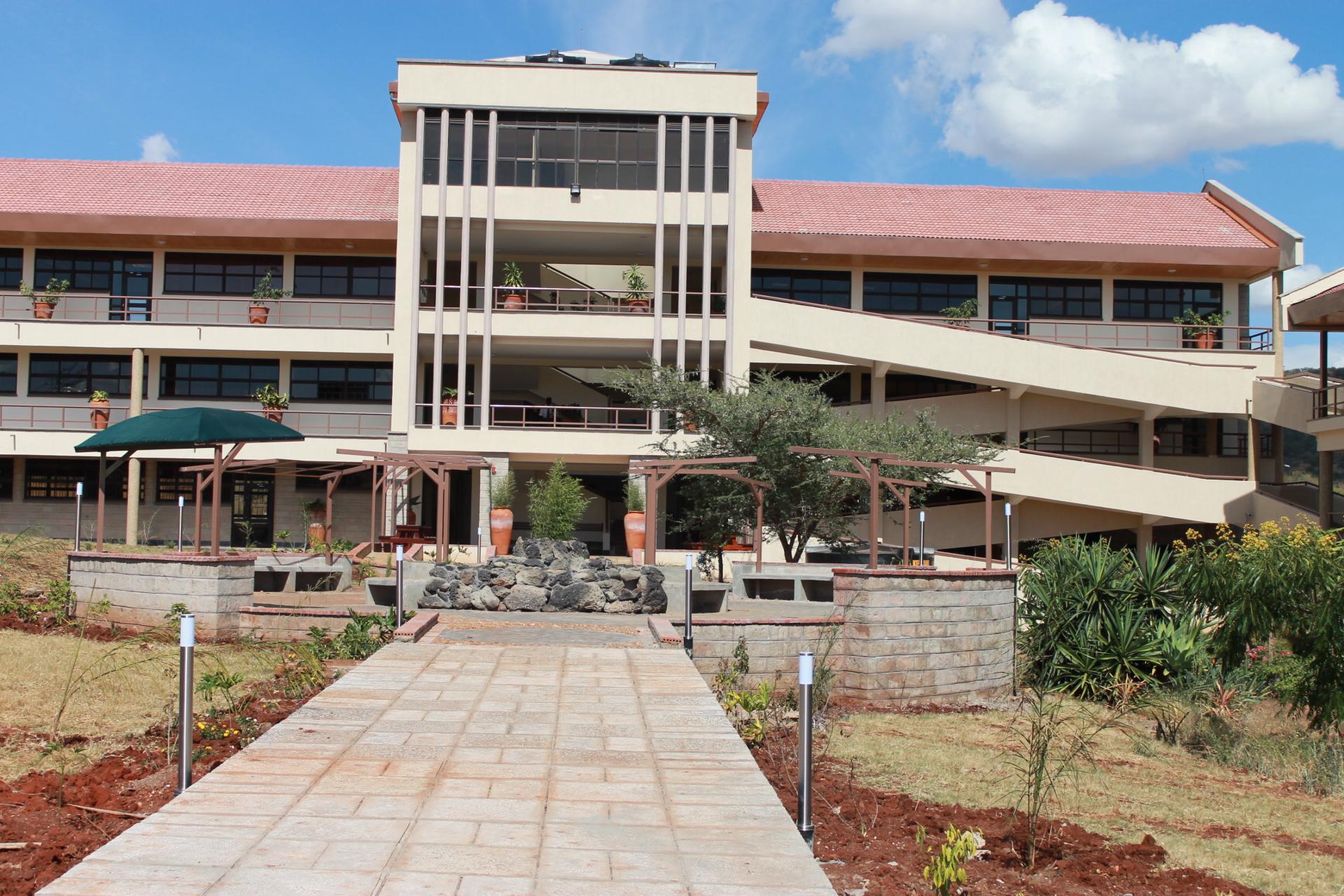 Science Building - Athi River Campus
