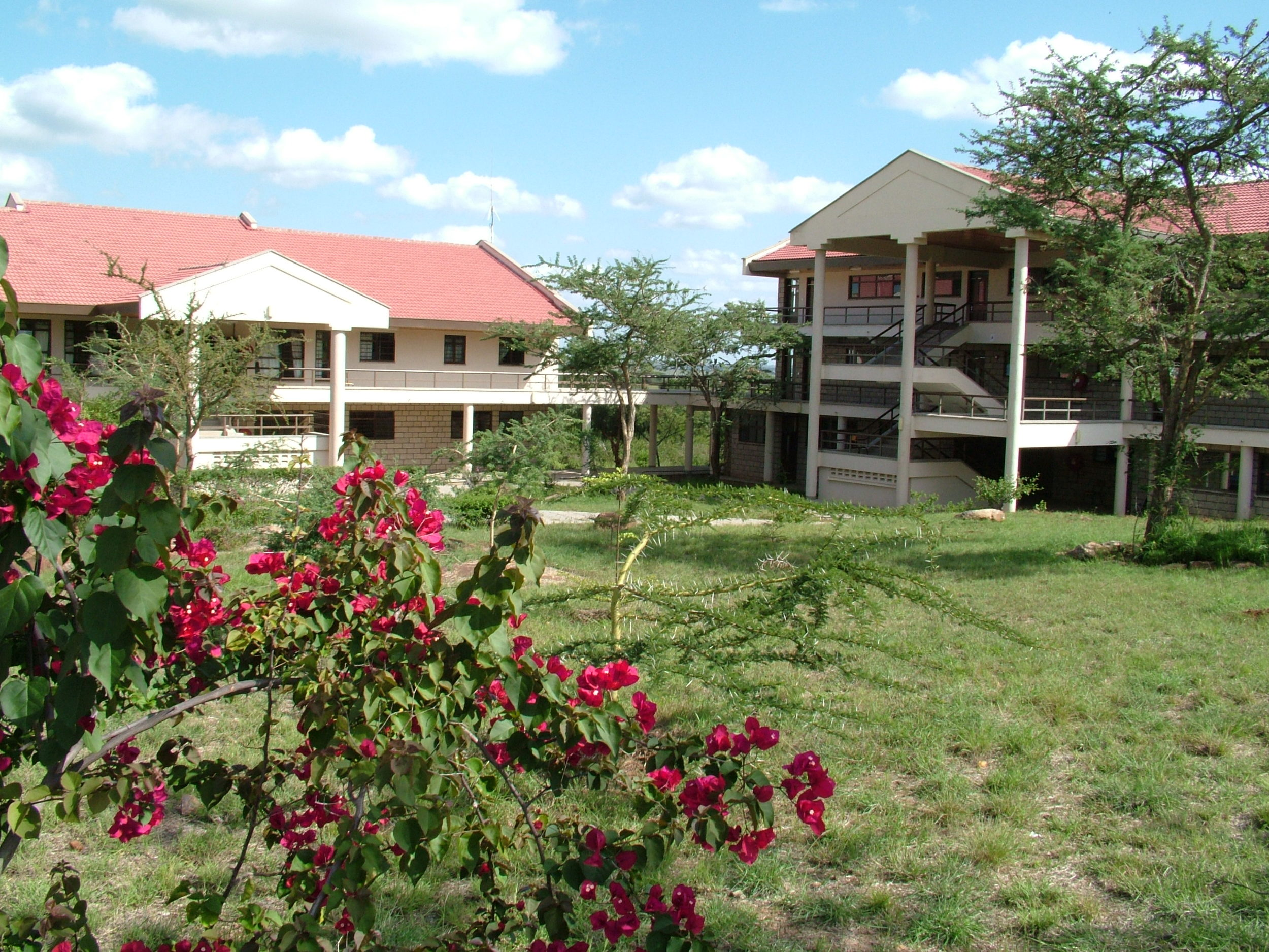 Bible Commerce and Communication Block - Athi River Campus