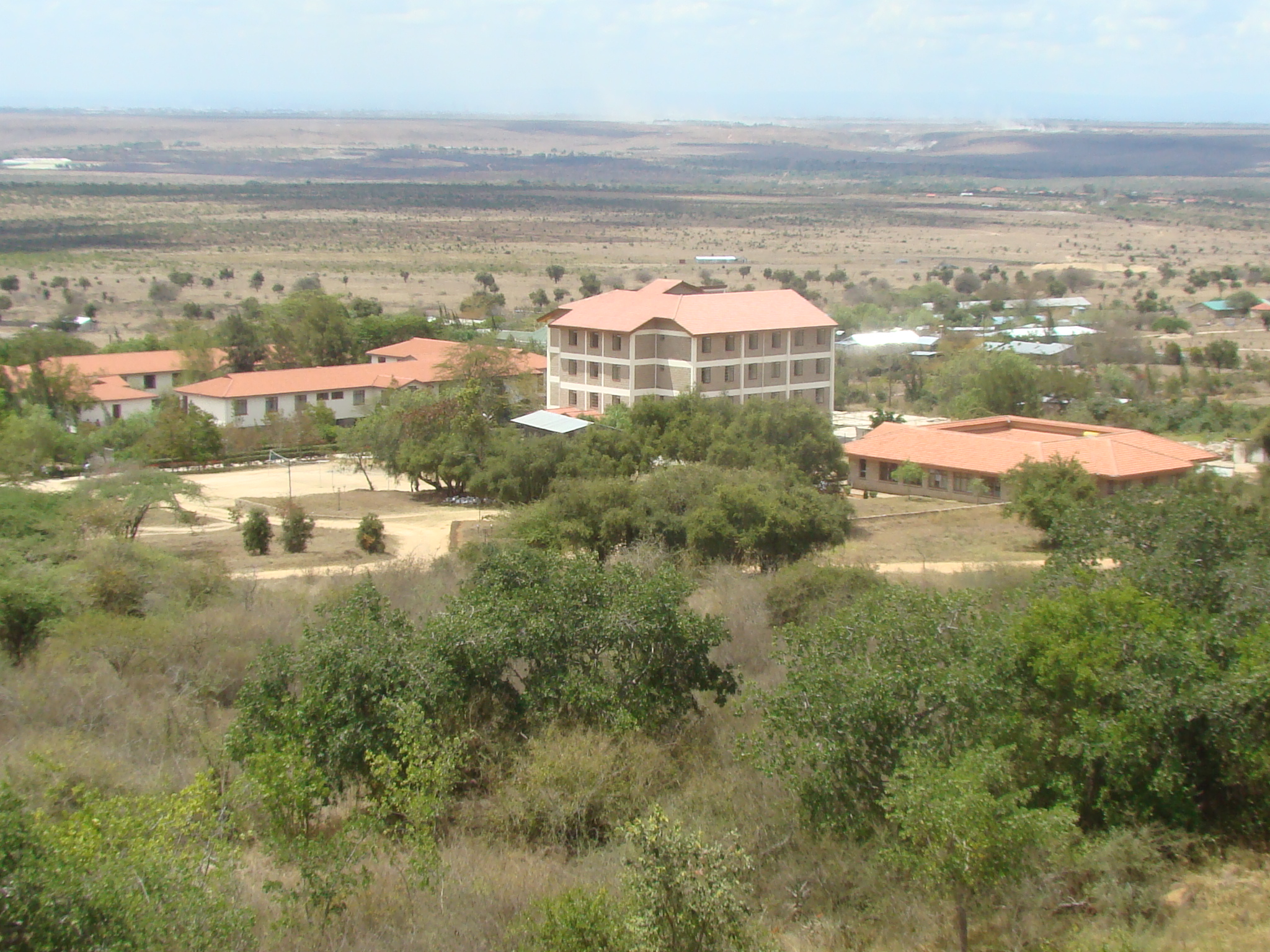 Student Domitories - Athi River Campus