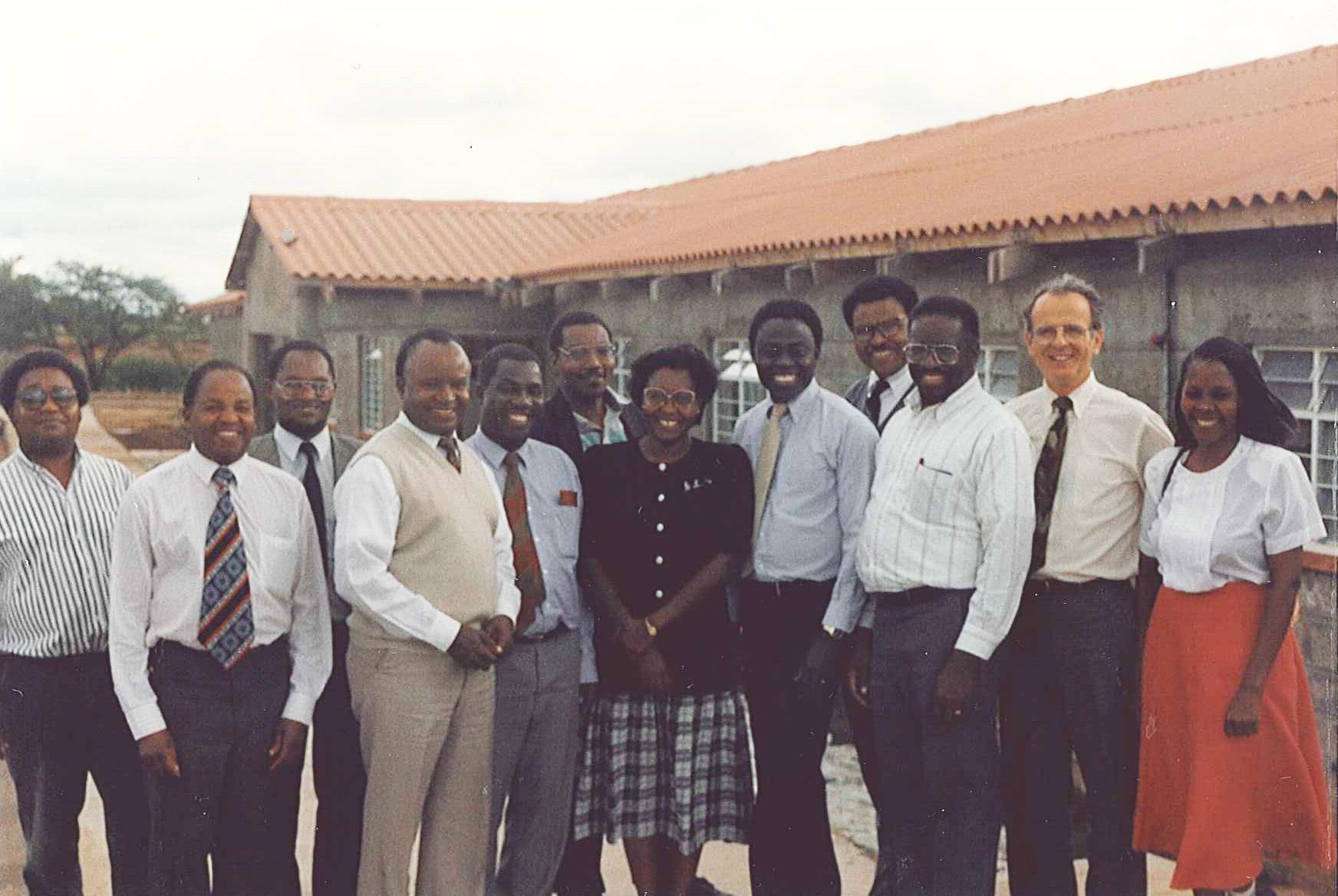 Daystar University Board Members, 1993
