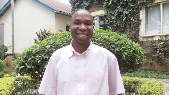 Victor Odhiambo Ochuoga is in his final year at Daystar University studying communication and electronic media. He is only $1,600 short of fully funding his education and graduating in June 2017.
