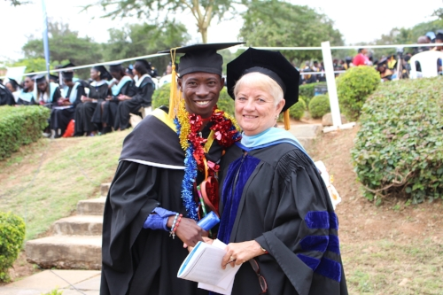 In 2016 we helped 173 students attend Daystar University. What will 2017 bring?