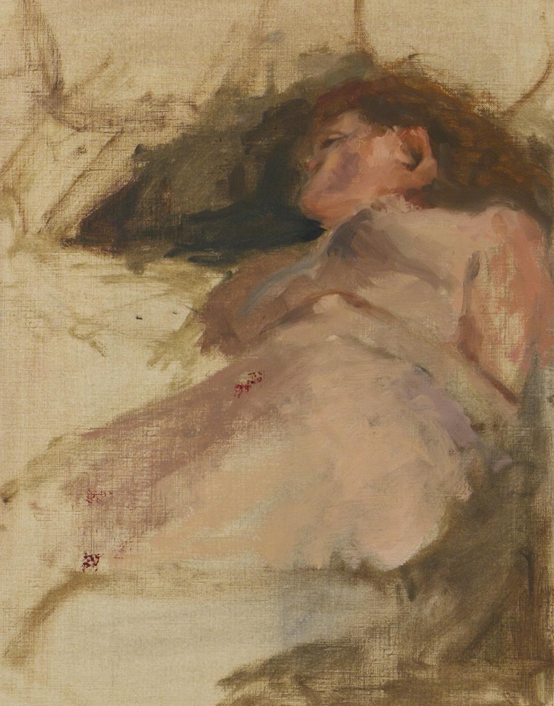 Figure Sleeping