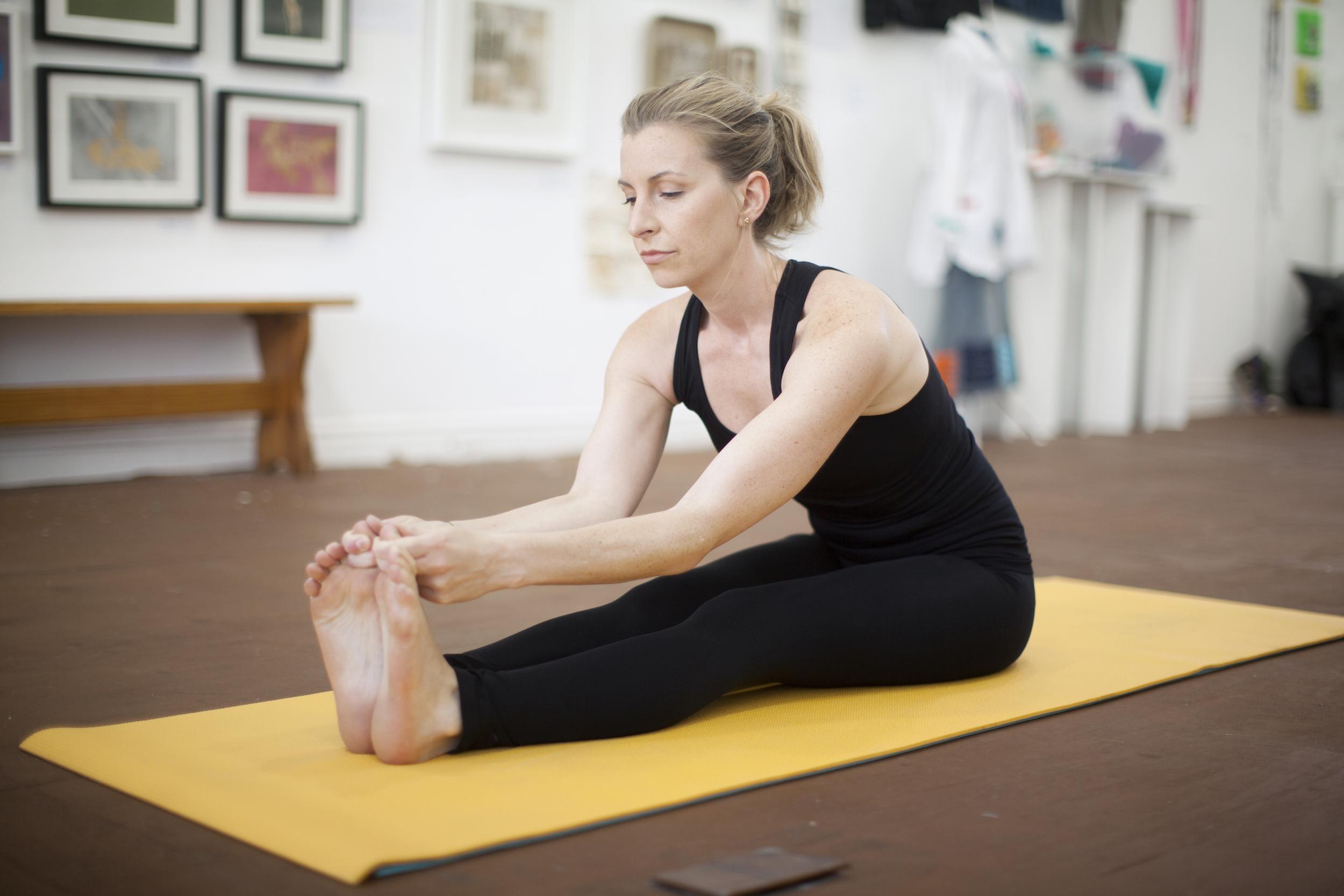 Emma-Garland-Yoga-By-18-Seated-forward-fold