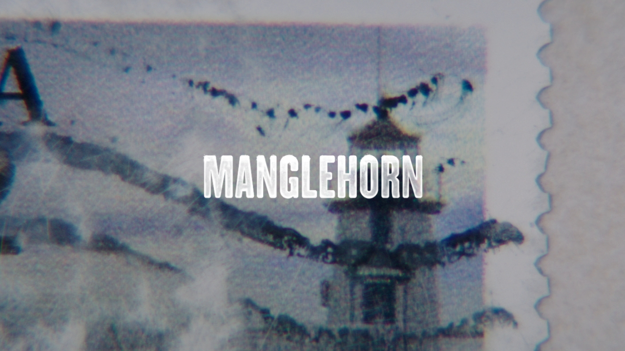 MANGLEHORN  Title Sequence