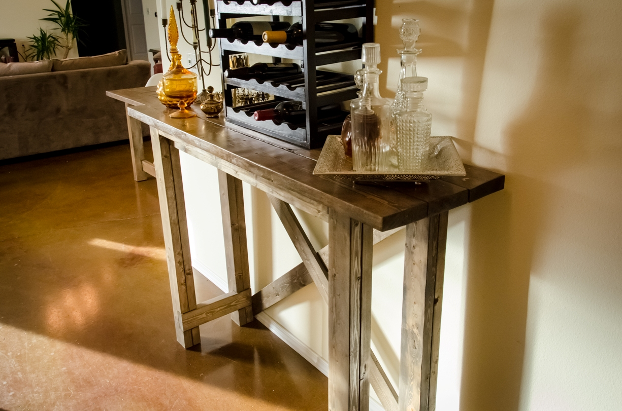 custom crafted northwest tables