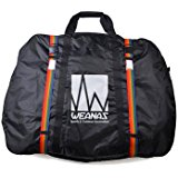 waenas bag with rainbow straps 7 tips to traveling to new zealand with a bike.jpg