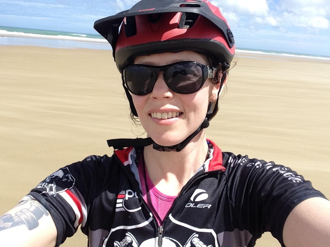 selfie 90 mile beach tour aotearoa new zealand.JPG